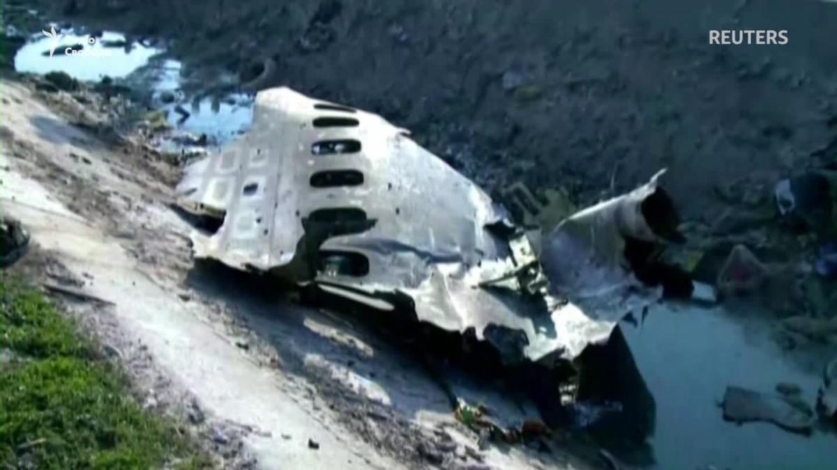 Граждане семи стран погибли в крушении украинского самолета в Иране – видео