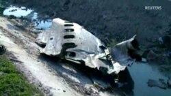 Громадяни семи країн загинули в катастрофі українського літака в Ірані (відео)