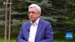 Նախքան 2018-ի ապրիլի 22-ի հայտնի հանդիպումը, հրաժարականի որոշումն արդեն կայացված էր, հայտարարում է Սերժ Սարգսյանը