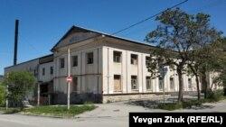 Трикотажная фабрика закрыта уже много лет