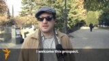 Video Vox Pop: Georgians On European Integration