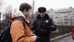 Задержаны в Петербурге
