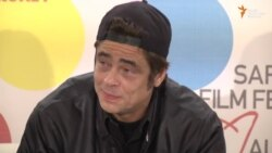 Benicio Del Toro pred sarajevskom publikom