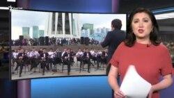 Астана: 500 домбрачы күү чертти