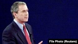 جورج دبلیو بوش رئیس جمهوری سابق ایالات متحده امریکا