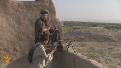 Talibanla hökumət arasında