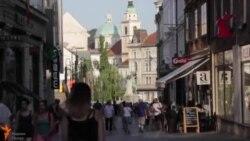 Вай кхаьчна меттигаш: Любляна (Словени)