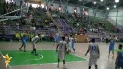 """""""دهوك"""" بطلاً لكأس العراق بكرة السلة"""