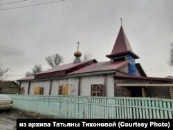 Приход храма Николая Чудотворца в поселке Николаевка