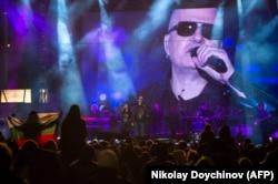 Концерт Слави Трифонова