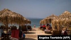 плажа во Грција