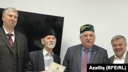 Руслан Мәсәгутов (с), Нурмөхәммәт Хөсәенов, Альберт Борһанов, Илдар Габдрафыйков