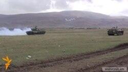 Ռուսական ռազամաբազան 1-ին լայնածավալ զորավարժանքն է անցկացնում