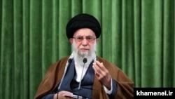 Iranian Supreme Leader Ayatollah Ali Khamenei made his remarks in Tehran on November 3.