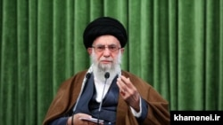 آیتالله علی خامنهای، رهبر مذهبی ایران