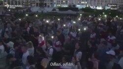Bjelorusija: Pjesmom i igrom protiv predsjednika