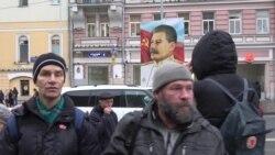 Мумин Шакиров - коммунисты отмечают 7 ноября