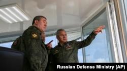 Сергеј Шојгу, министер за одбрана на Русија