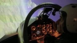 Львів'яни розробляють сучасні тренажери літаків для українських льотчиків (відео)