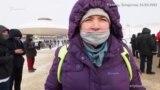 Против чего протестуют казанцы? Опрос на митинге 14 февраля