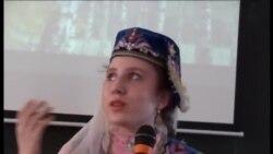 Стәрлетамакта сәнгатьле уку бәйгесендә Юлия Исмәгыйлова чыгышы