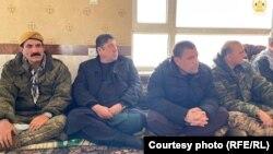 هیئت اعزامی حکومت افغانستان برای بررسی حادثه بهسود در ولایت میدان وردک