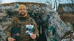 Дмитро Савченко, издатель книг с высказываниями лидеров Ичкерии на украинском языке