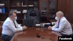 Romania: PNL leaders NElu Tataru si Florin Roman