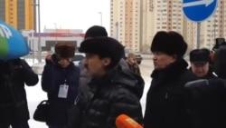 Zhironovsky-nin çıxışı Qazaxıstanda etirazlara səbəb olub