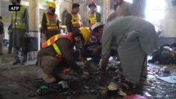 حداقل ۹ کشته و بیش از صد زخمی در حملۀ پشاور