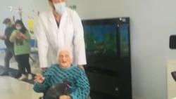 Грузинская долгожительница победила коронавирус