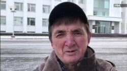 Башкорт активисты башкорт телен яклап пикетка чыкты