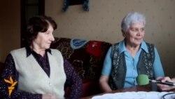 Свидетели блокады. Галина Петрова и Ирина Богданова