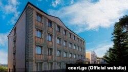 Болнисский районный суд (иллюстративное фото)