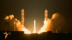 Proton-M Rocket Launches Three Months After Crash