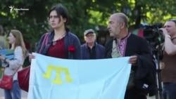 Одесити вшанували пам'ять депортованих 73 роки тому кримських татар