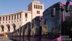 Նոր ավտոբուսները մնացել են առանց վարորդների