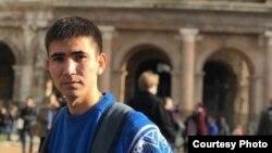 Нагашыбек Бекдаир, активист движения «Oyan, Qazaqstan!». Фото со страницы Нагашыбека в Facebook.