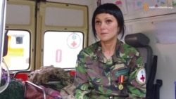 На сході працюю за покликом душі – військовий-медик Наталя Назар