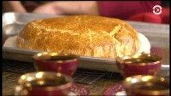 Праздничная армянская гата