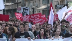 Belgrade Property Development Sparks Mass Protest