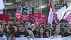 Belgrade Property Development Sparks Mass Protest