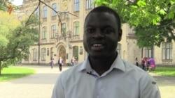 Якою мовою навчаються в Україні іноземні студенти?
