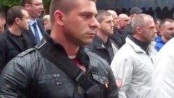 Vučić u Mitrovici dočekan uz zvižduke