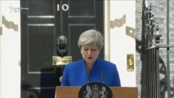 Theresa May anunță formarea unui nou guvern