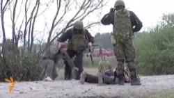 Ukrainian Police Arrest Illegal Amber Miners