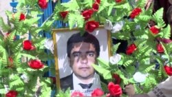 RFE/RL Journalist Sabawoon Kakar Laid To Rest In Kabul
