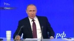 Це просто спам для прикриття агресивних дій – Палій про прес-конференцію Путіна