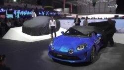 یک برند خودرویی جدید در ژنو متولد شد