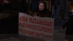 Georgian Protesters Cause Famous Russian Journalist To Leave The Country